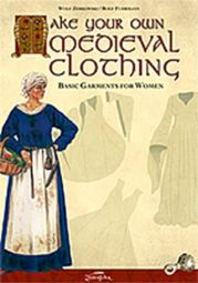 Medieval clothing - Basic garments for Women